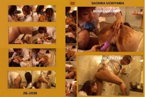 [JSL-2403] Sachika Uchiyama Lesbian Skat