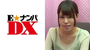 [285ENDX-254] さやかさん 20歳 女子大生  【ガチな素人】