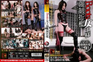 [DSMG-12] Boots女王様強制折檻 未来 フューチャー 女王様・M男 BS Future Future 踏みつけ(M男)