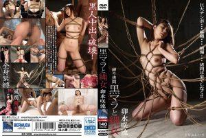 [BDA-034] 縛り拷問 黒マラと縄女 卯水咲流 卯水咲流 調教  training Saku Usui Abashiri family