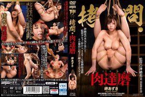 [GTJ-086] 拷問・肉達磨 岬あずさ Creampie Kanou Hana Restraints ゴールドTOHJIROレーベル 岬あずさ
