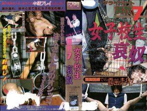 [SS-0212] プライベート調教 7 女子校生哀奴    【VHS】 志摩プランニング  Training  Other School Girls 志摩ビデオ Shima Shimitsu