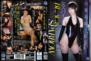 [SHKD-823] 女スパイ BLACK SPARROW Death night evil KIN Misuzu Kawana Attackers Money