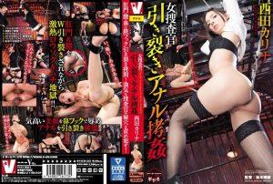[VICD-353] 【サマーキャンペーン】女捜査官 引き裂きアナル拷姦 Actress V Naruo Sakamoto  WILL V