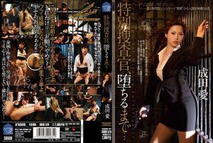 [SHKD-579] 特別捜査官、堕ちるまで・・・ 成田愛 Mr. WATAKANO Attackers Dead night evil 成田愛 Mr.WATAKANO