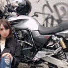 [FC2_PPV-1566634] 個数限定 【無】高身長バイク女子連続中出し