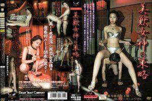 [MHD-045] 美獣女神の策略 女王様・M男 ブレーントラストカンパニー スパンキング・鞭打ち SM