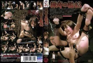 [ADV-R0381] Ogasawara Saki 猟奇の檻 43 2008/09/19 アートビデオ Restraints